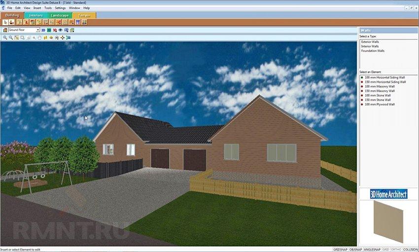 for 3d home architect landscape design deluxe 6