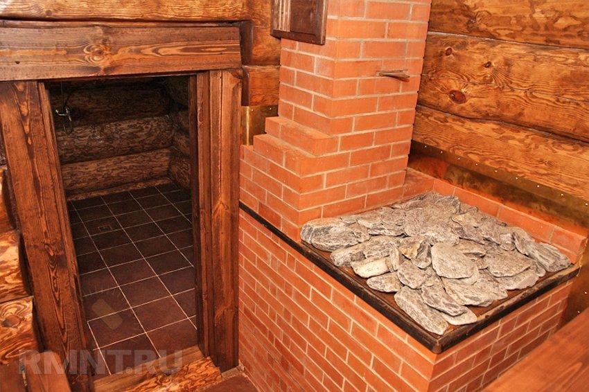 Печи-каменки для дома