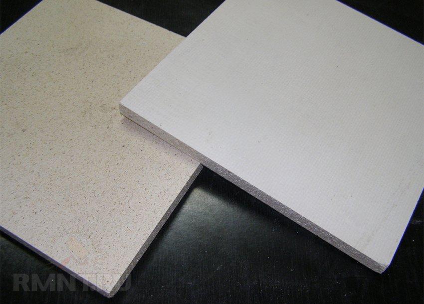Плитные материалы для строительных нужд