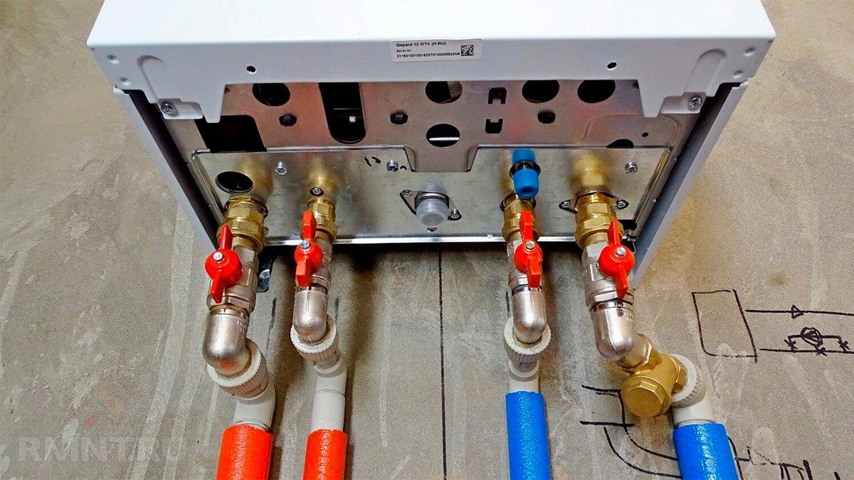 Газовые конденсационные котлы: выбор и преимущества