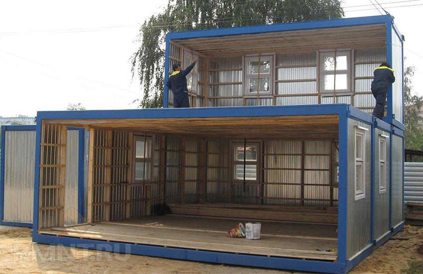 Как построить каркасный дом своими руками - YouTube