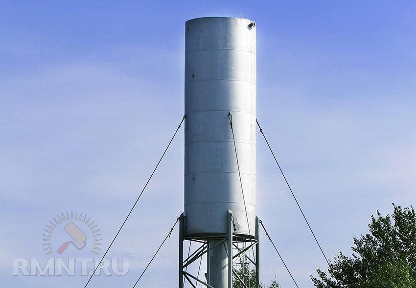 Электро оборудование водонапорной башни