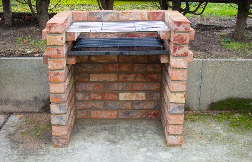 Печь-камин своими руками: виды порядовки и кладки 40