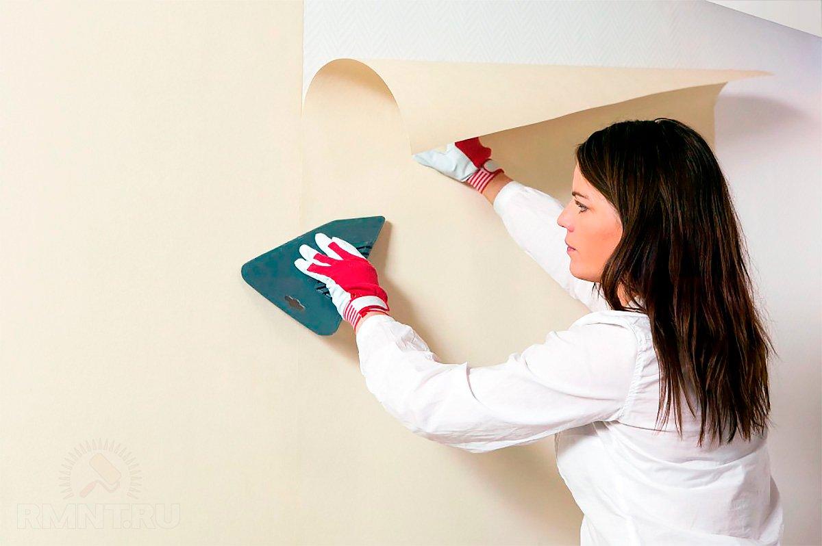 Как зашпаклевать стены под обои своими руками фото 789