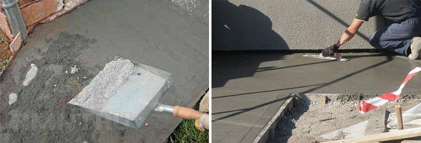 Как сделать бетонную отмостку вокруг дома фото 491