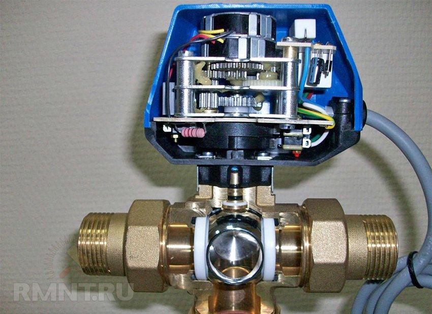 Системы защиты от протечки воды