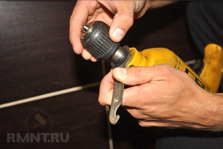 Мастер-класс: как заменить патрон на электродрели