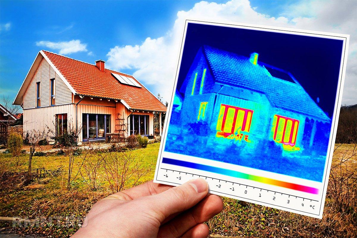 Идеальный дом: расчет теплопотерь дома || Потери тепла в доме в процентном соотношении