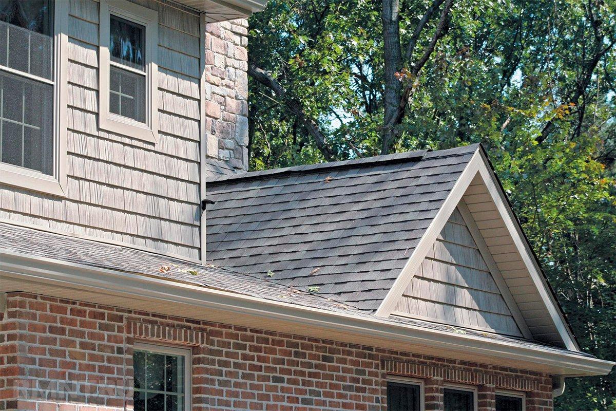 Конёк крыши — важный элемент кровельной конструкции