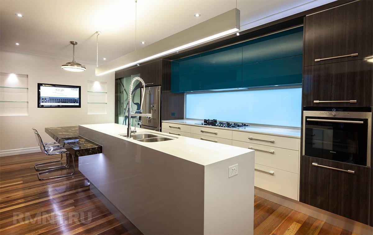 7 ошибок при объединении кухни с гостиной