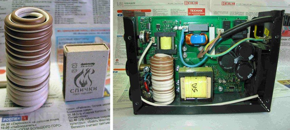 Как подключить дроссель к сварочному аппарату сварочный аппарат well