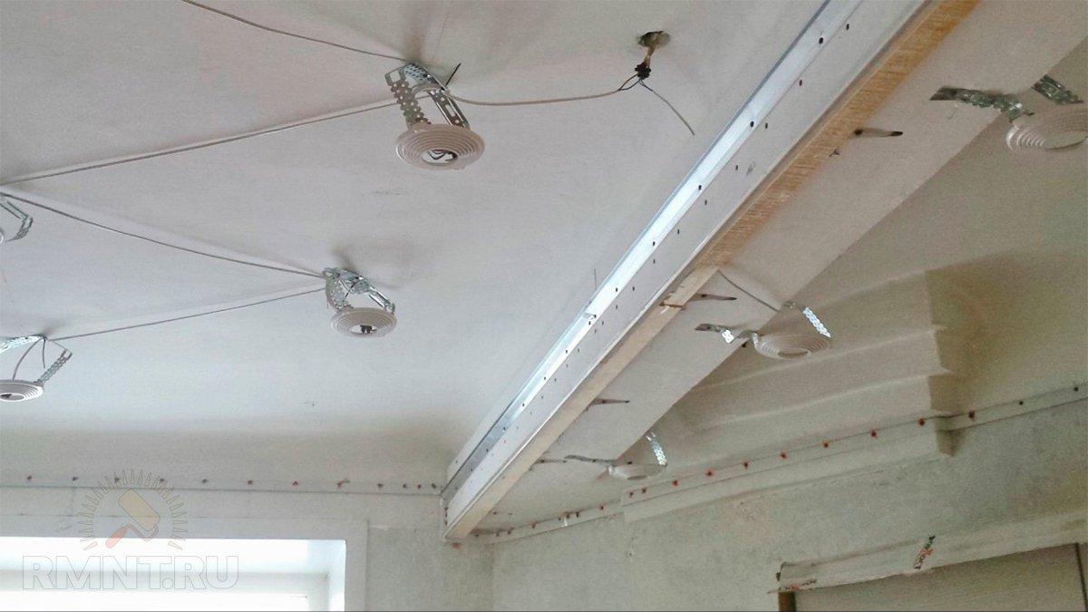 отметить, что картинки потолочного ригеля в квартире живописном