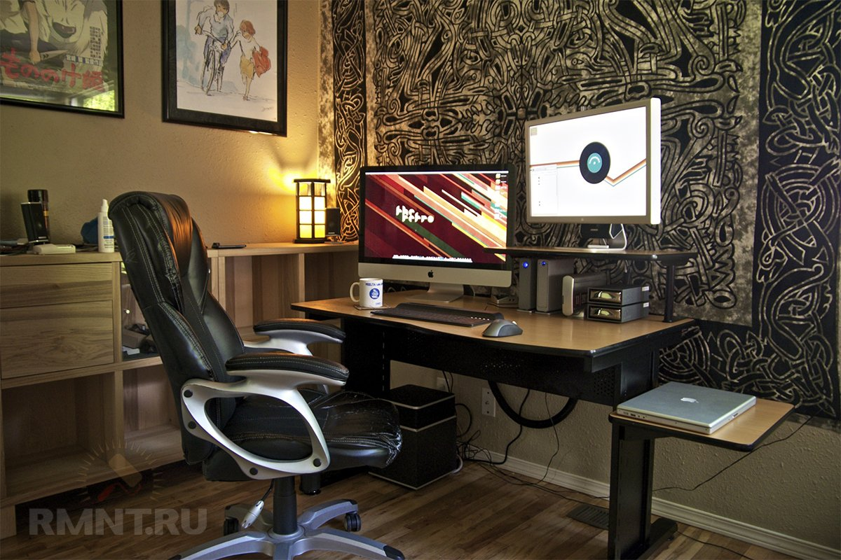 Пять атрибутов домашнего офиса