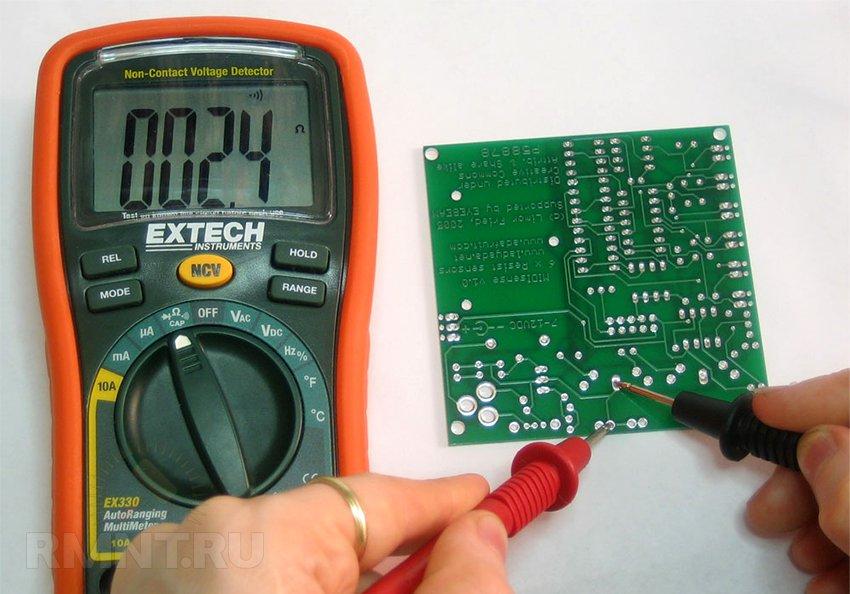 Мультиметр инструкция пользования