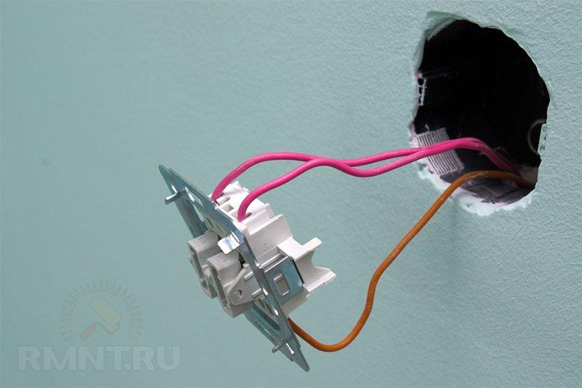 Как подключить люстру к