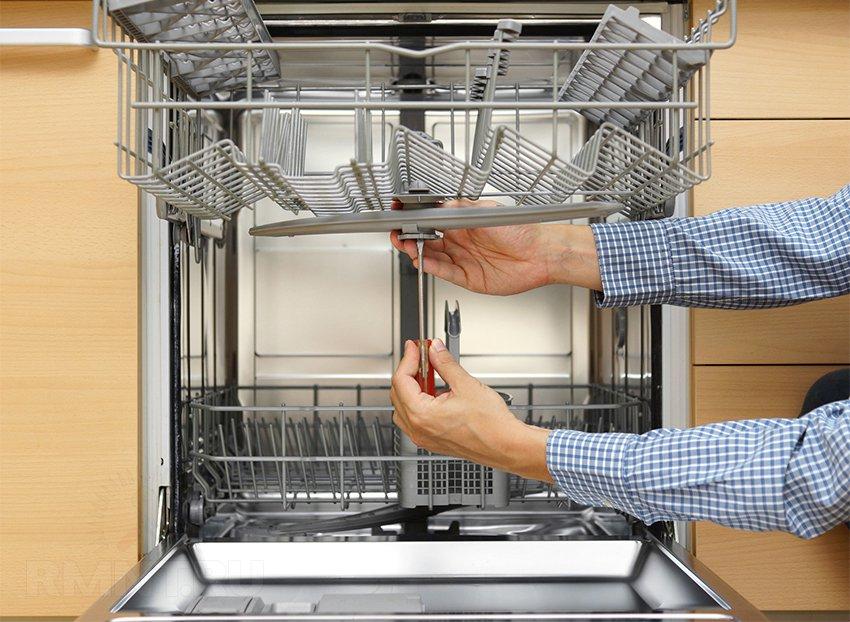 Датчик воды в посудомоечной машине виды устройство неисправности  ремонт