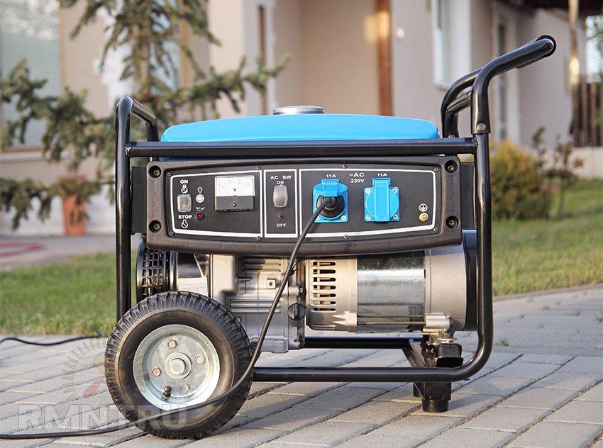 Как подключить генератор