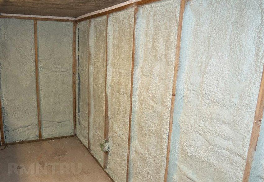 Утепление стен в квартире. Борьба с холодной стеной