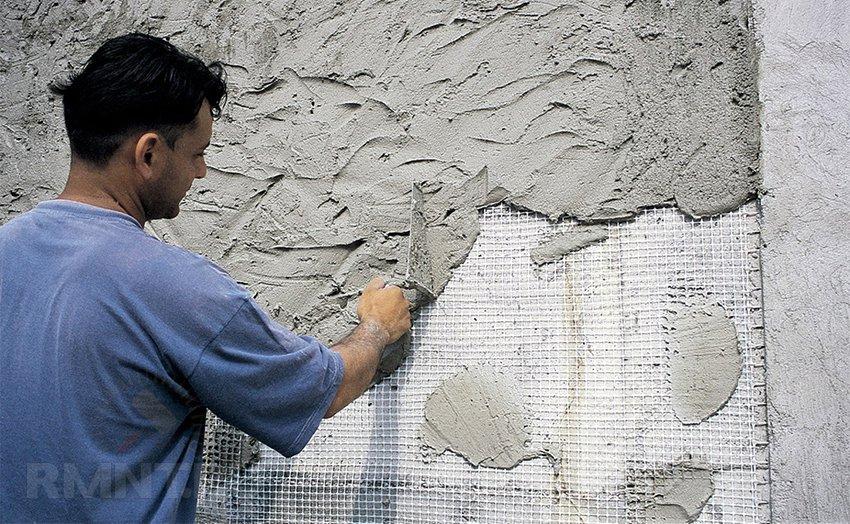 Штукатурить стены раствором своими руками