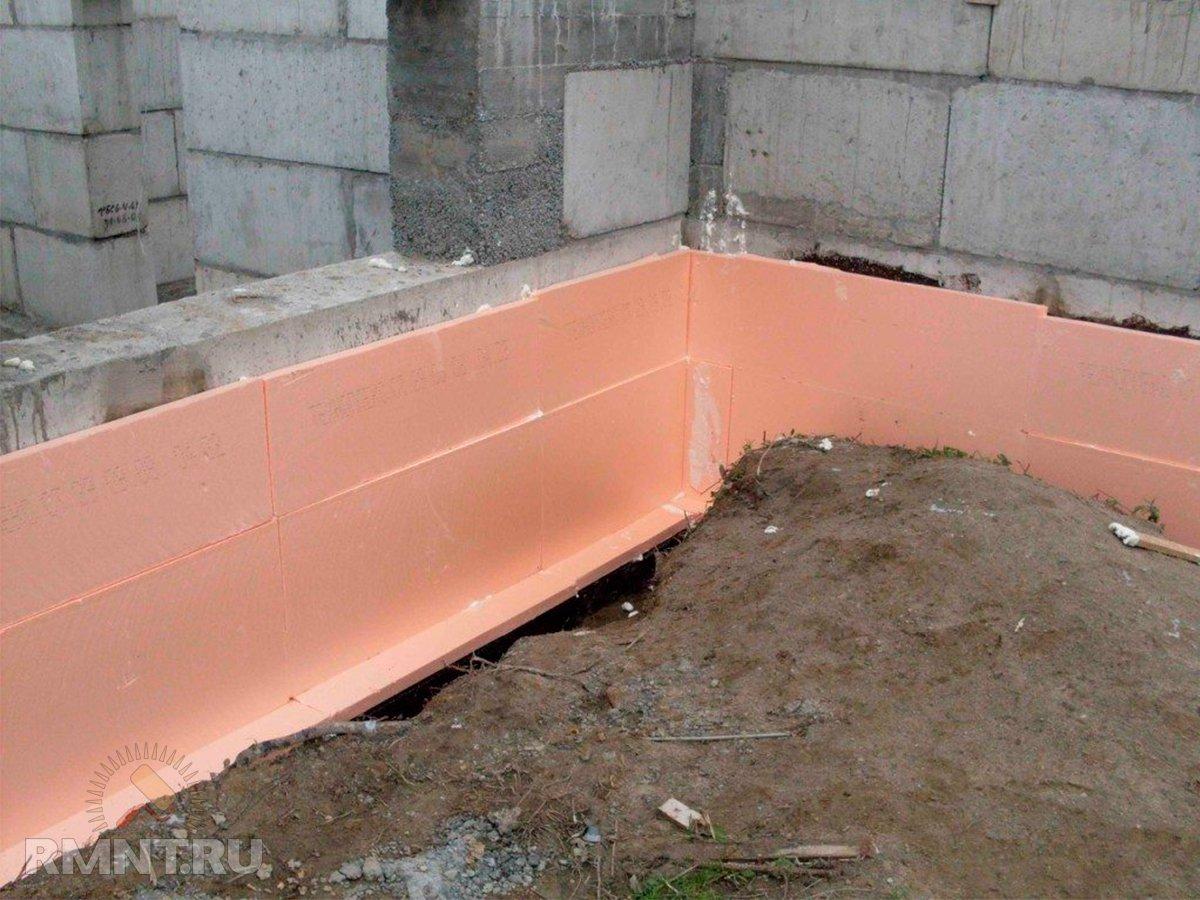 Пять способов прикрепить пеноплекс к стене