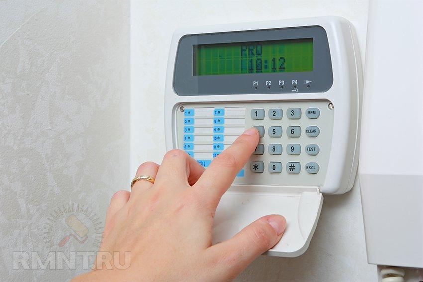 Сигнализация для дома и дачи своими руками