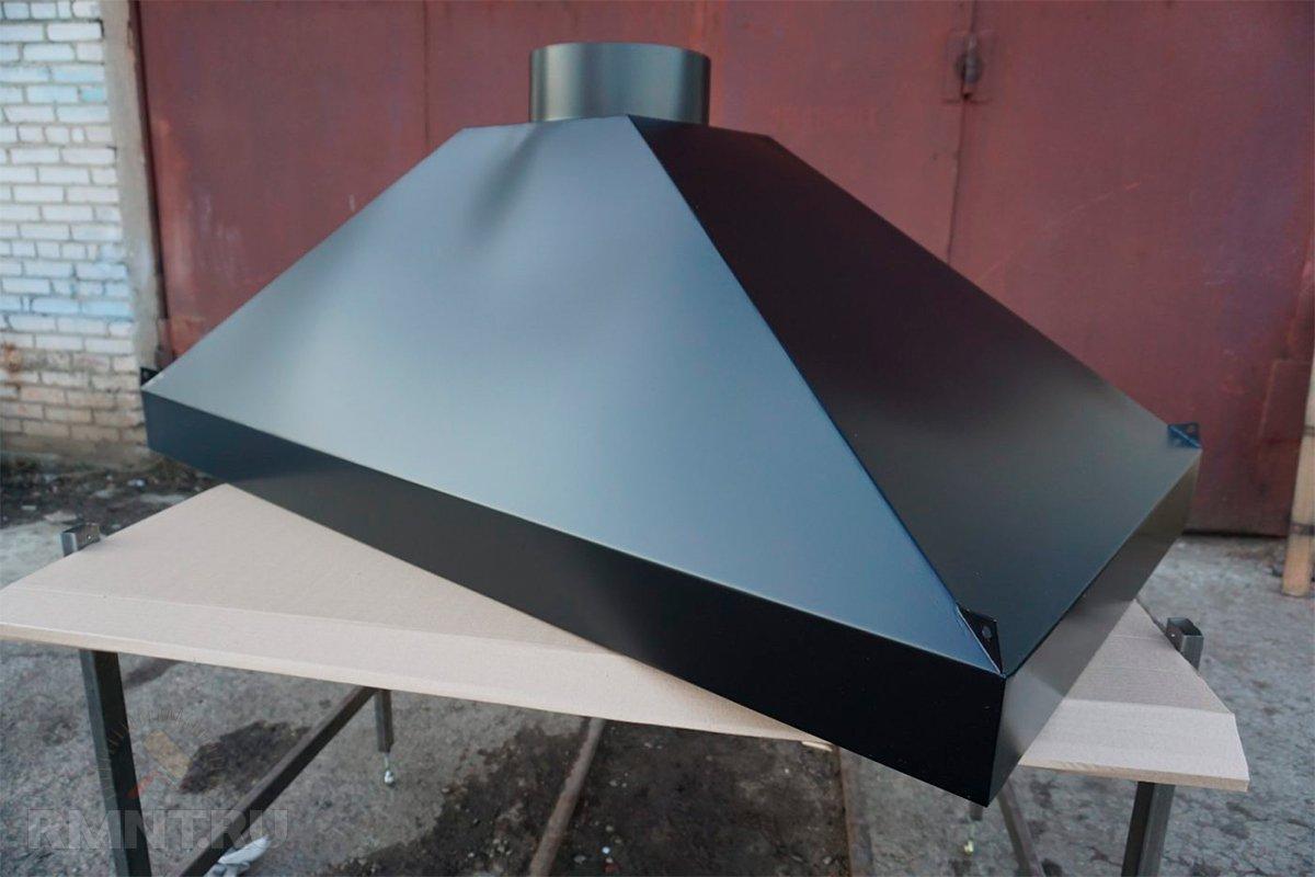 зонт для мангала своими руками