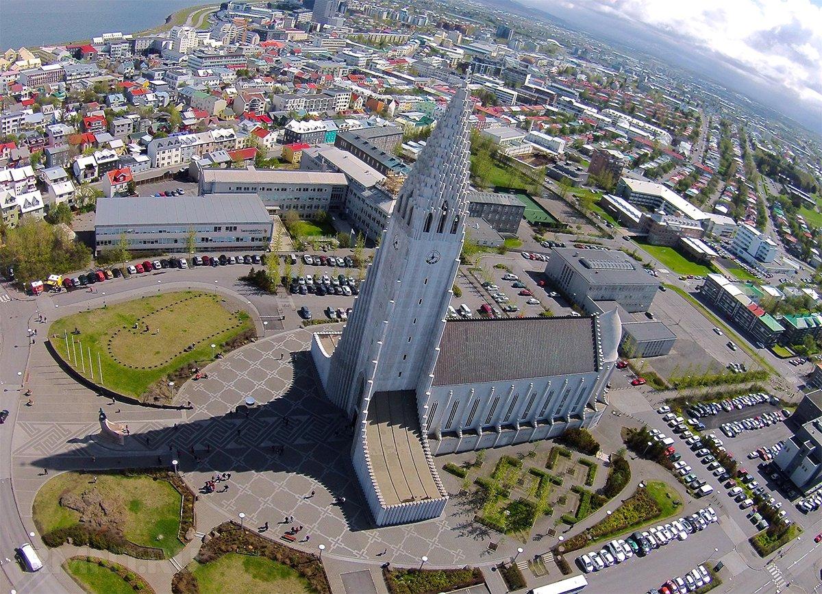 Хатльгримскиркья — лютеранская церковь в Рейкьявике