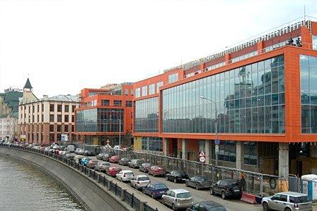 AFI Development построит в Москве МФК площадью 134 тысяч кв. м