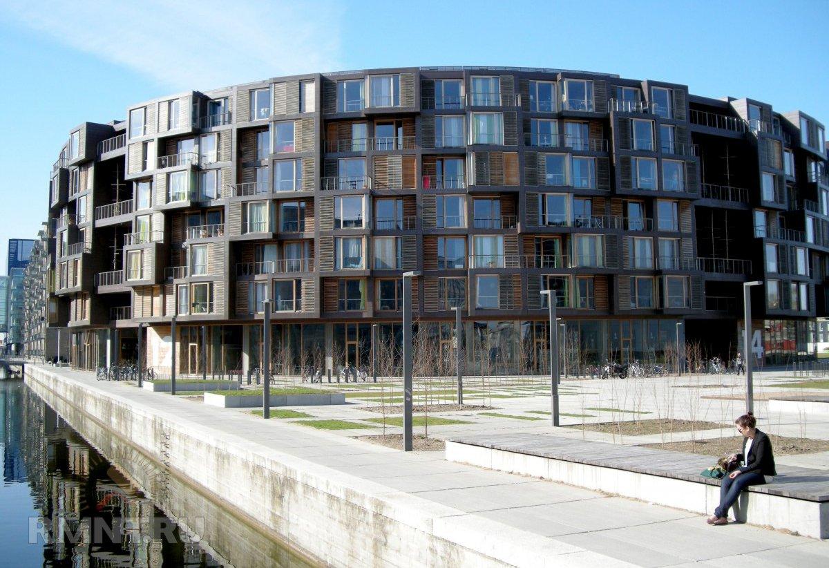 Tietgenkollegiet — общежитие в Копенгагене