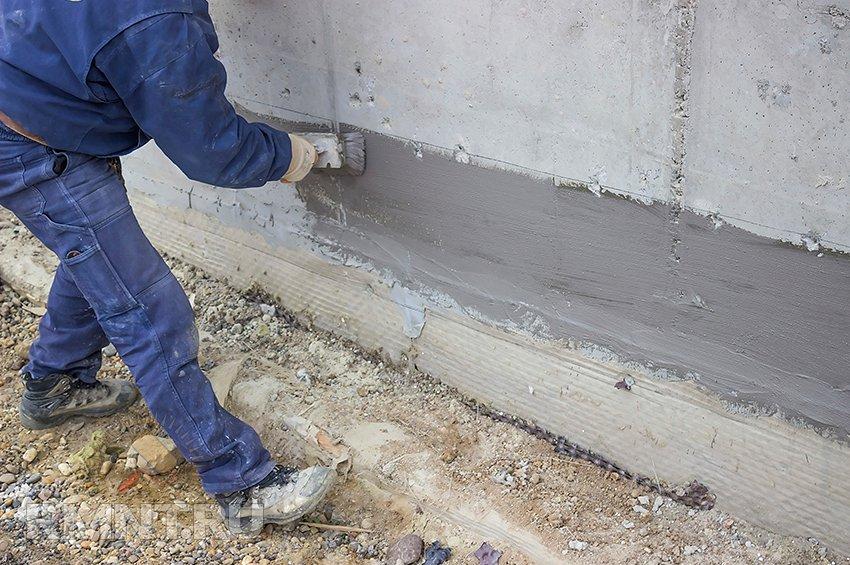 Гидроизоляция бетонных баков наливной пол прозрачный, грн