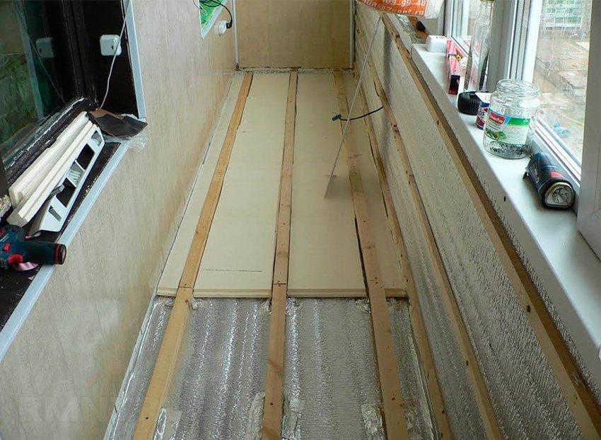 Чем утеплить балкон балконов своими руками 359