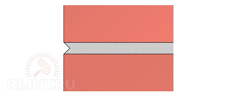 Укладка кирпича: расшивка швов кирпичной кладки