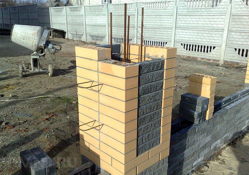Фундамент своими руками для дома из шлакоблока 281