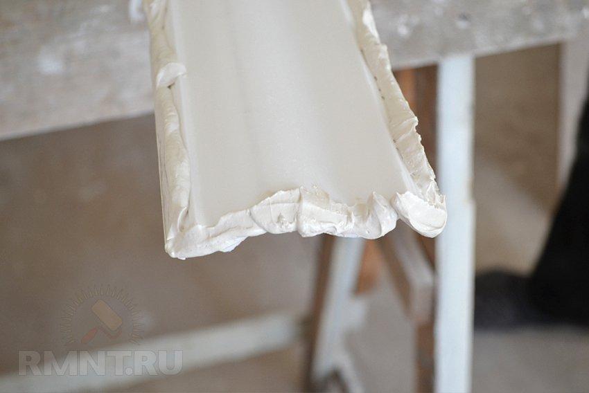 Полимерная лепнина — это просто. Часть 2