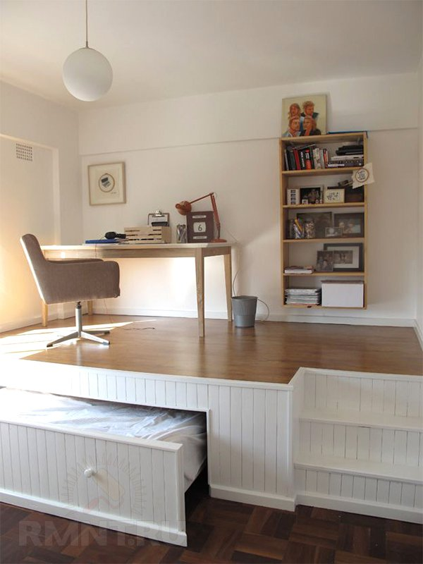 10 идей обустройства однокомнатной квартиры