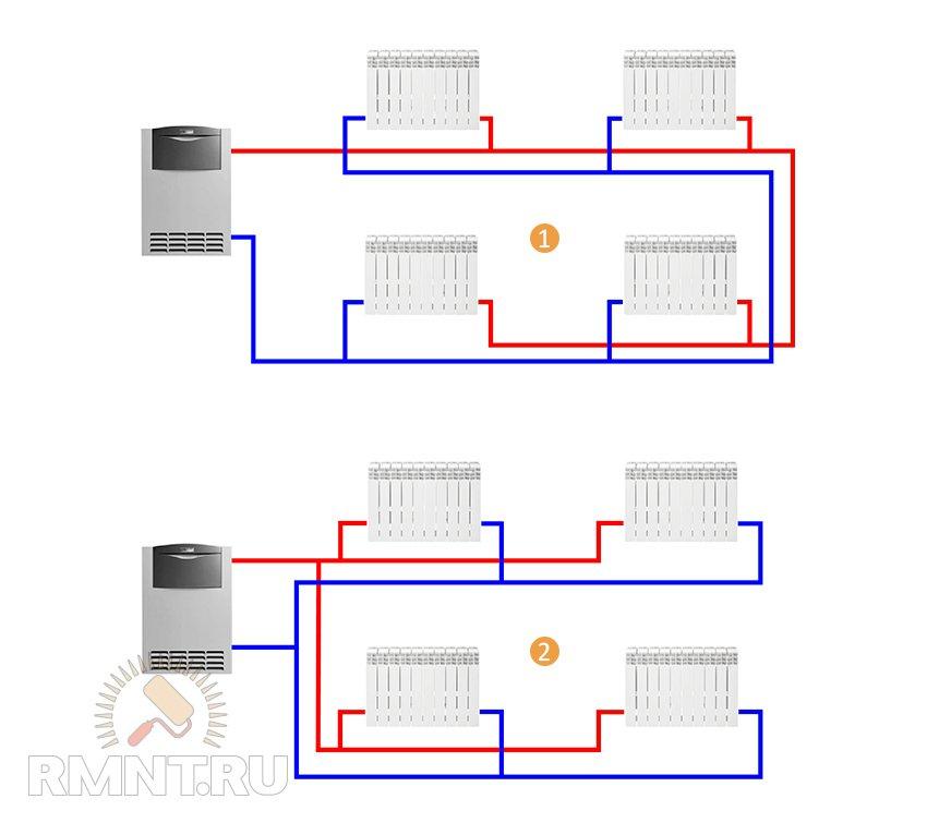 Проектирование и монтаж систем водоснабжения и отопления дома из медных труб