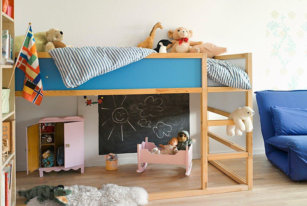 Оригинальные детские кровати своими руками 55