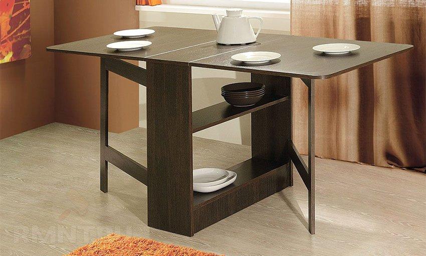 Раскладной стол своими руками для кухни