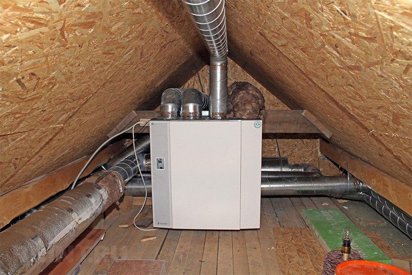 вентиляция чердака в частном доме фото фото молодой куст