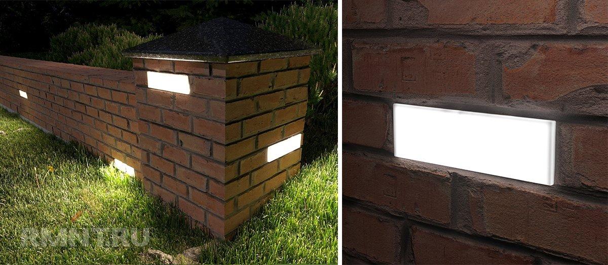 Обзор фасадных светильников: эстетические особенности и специальные функции
