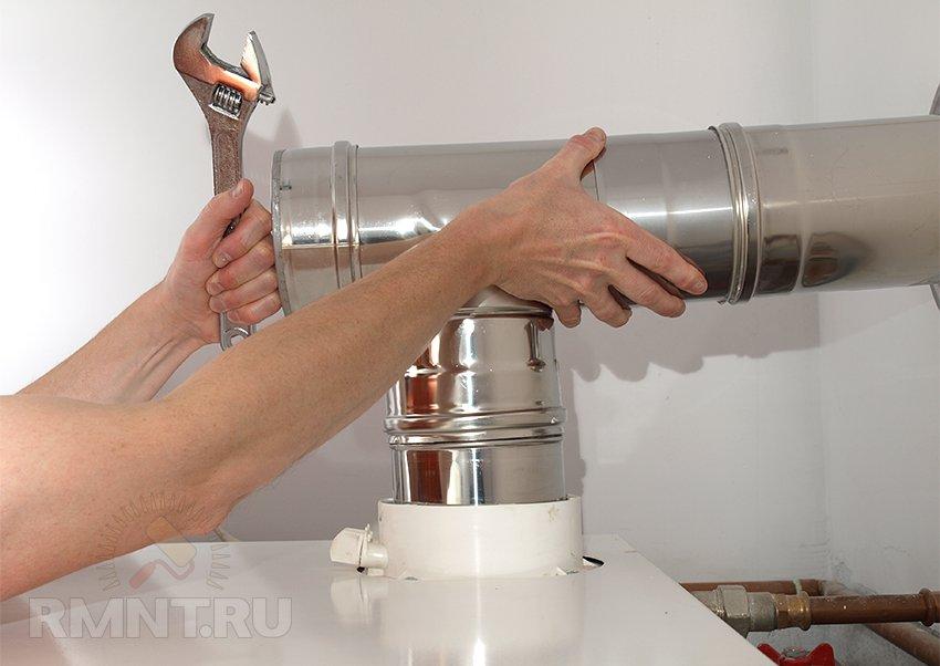 Летняя профилактика систем водяного отопления