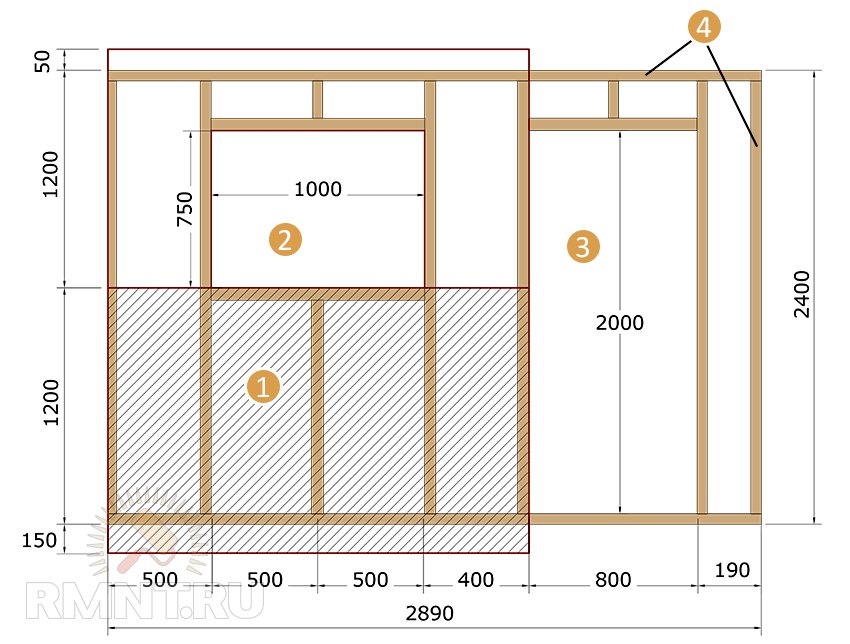 Как сделать мобильный дачный дом своими руками. Часть 1