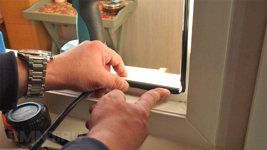Ремонт пластиковых окон своими руками Строительный портал