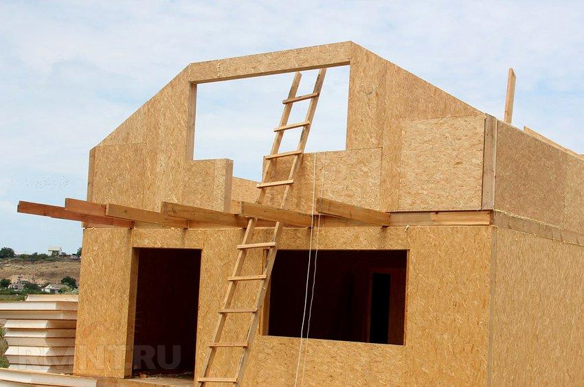Особенности строительства домов из СИП панелей в России RMNT.RU