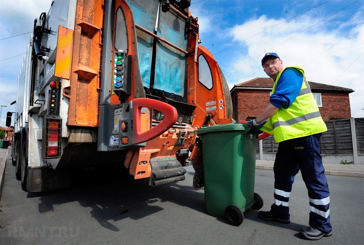 Частный вывоз мусора