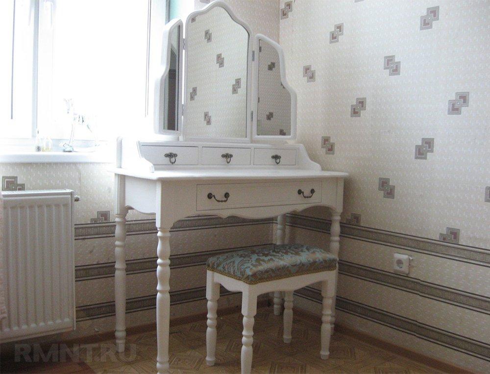 Туалетный столик трельяж