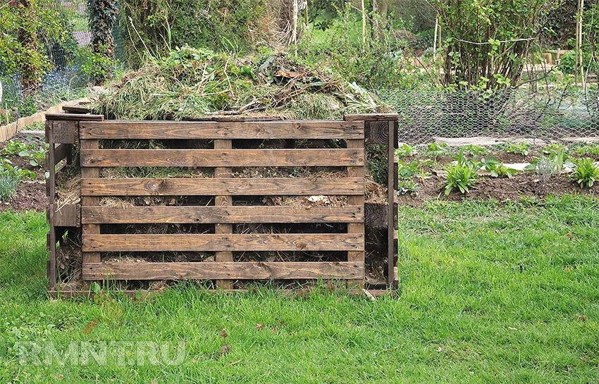 Советы огороднику: как сделать компостную яму своими руками