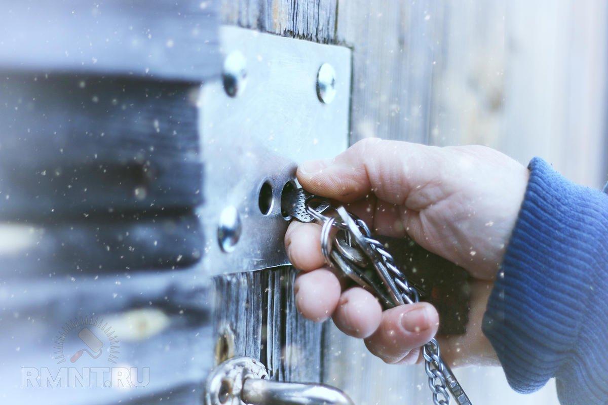 Нетривиальные способы защиты дачи от воров