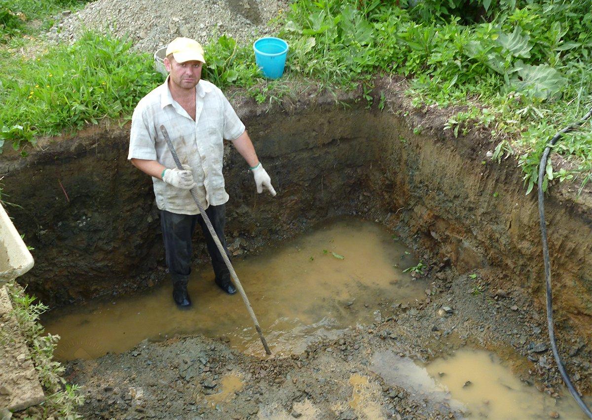 Как сделать пруд при высоких грунтовых водах