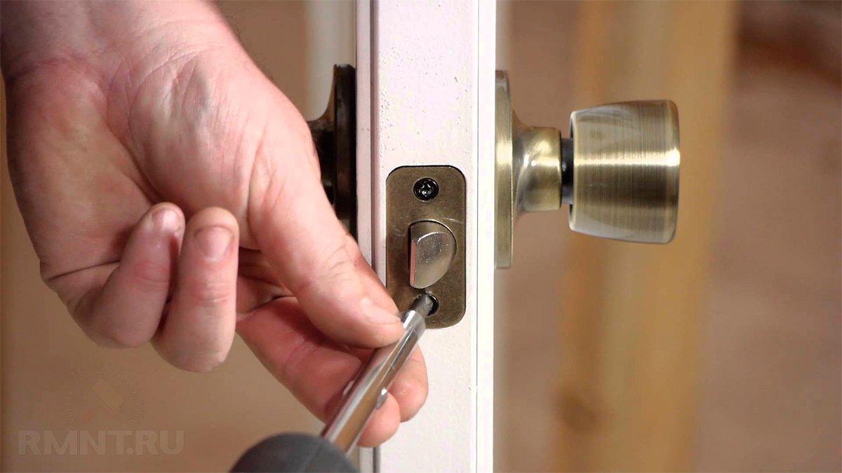 Как установить дверной звонок статья